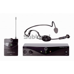 AKG Perception Wireless headset set