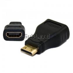 Mini HDMi uz HDMI pāreja