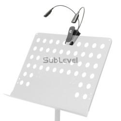 Nošu statīva LED gaismas