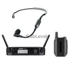 Shure GLXD14/SM35 headset