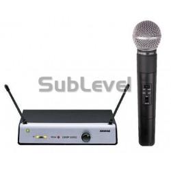 Shure EUT 24/58 radiomikrofons