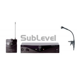 AKG Wireless Instrumentu CLIP-ON set