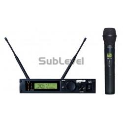 SHURE ULXP 24/SM87 radiomikrofons