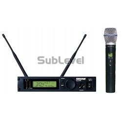 SHURE ULXP 24/Beta87A radiomikrofons