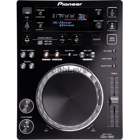 Pro DJ CDJ-350 CD-USB