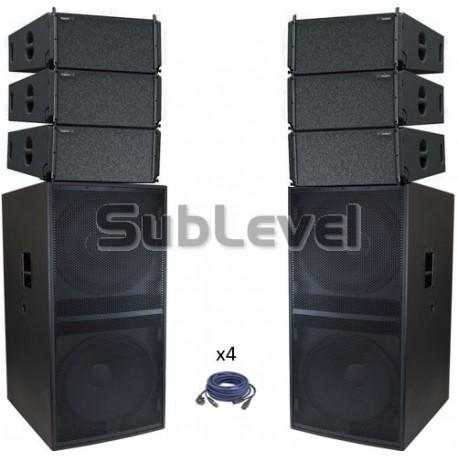 20 kw skaņas komplekts
