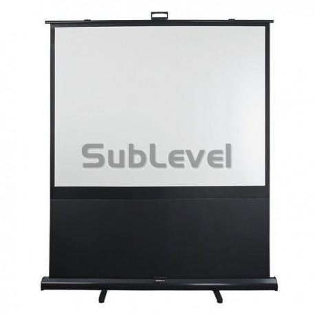Projektora ekrāns izvelkams 1.5 m