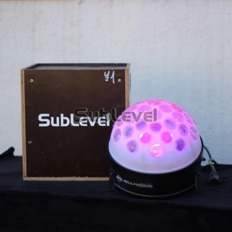 LED Jelly Dome spoguļbumbas efekts