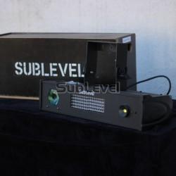 LED DJ Fusion FX Bar 5 effekts