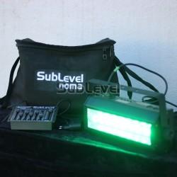 LED RGB COB PRO stroboskops