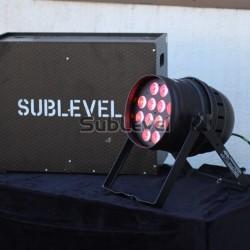 LED PAR 64 HCL 10w standfloor
