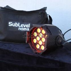 LED RGBWA 10w