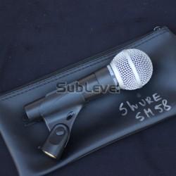 Shure SM 58 mikrofons