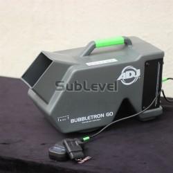 Burbuļu mašīna BubbleTron ar akumulatoru