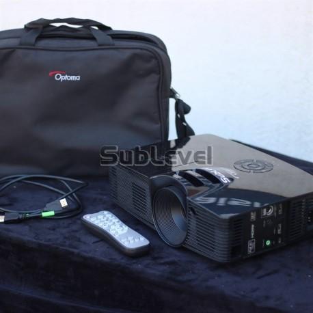 Optoma projektors DH 1009 Full HD