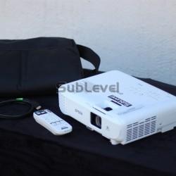 Epson EB-W05 projektors