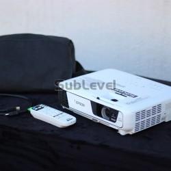 Epson EB-W32 projektors