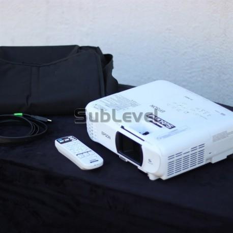 Epson EH-TW650 projektors FULL HD