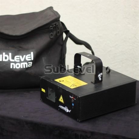EL-400 RGB lāzeris
