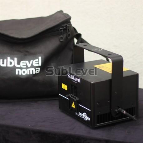 DS-2000 RGB lāzeris