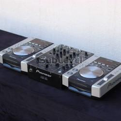 Pro DJ CD komplekts Nr 1