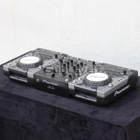 Pro DJ CD komplekts Nr 3