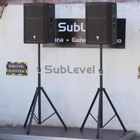 1 kw JBL skaņas omplekts