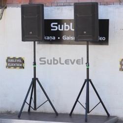 1.5 kw JBL skaņas komplekts