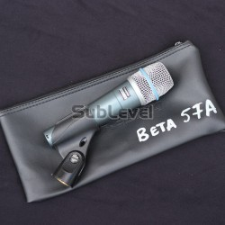 Shure Beta 57A mikrofons