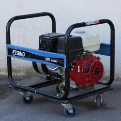 Ģenerators 6kw