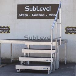 Podestūras kāpnes