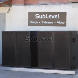 Dual 18 sub komplekts