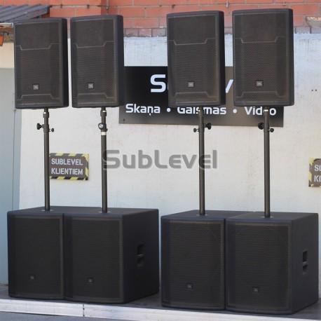 6 kw skaņas komplekts