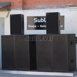 TW Audio 12.8 kw skaņas komplekts