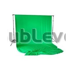 Green screen fons 2.5x3m