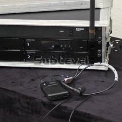 Shure QLXD24/SM35 headset