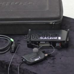 Shure GLXD14/WL93 piespraužamais mikrofons