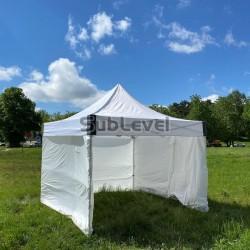 Telts 3 x 3m balta