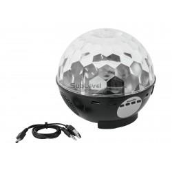 Eurolite AKKU LED BC-9 Beam MP3