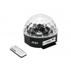 Eurolite LED BC-8 Beam MP3