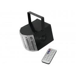 Eurolite LED Mini D-4 Beam MP3