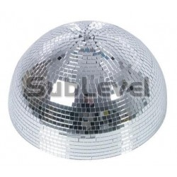 Eurolite Half mirror ball 40cm motorized