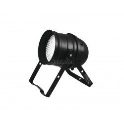 Eurolite LED PAR-64 RGB 10mm Floor black