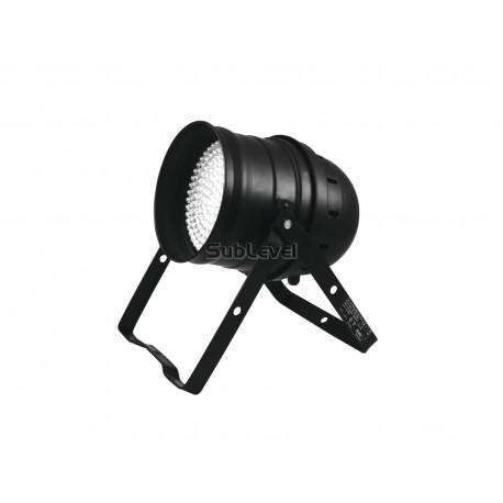 Eurolite LED PAR-64 RGB 10mm Floor black