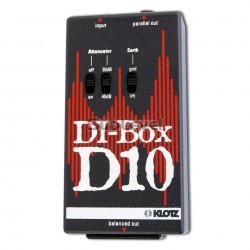 KLOTZ D10 D.I.Box