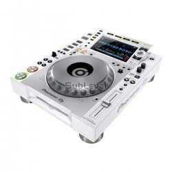 Pioneer DJ CDJ-2000NXS2-W (Limited Edition)
