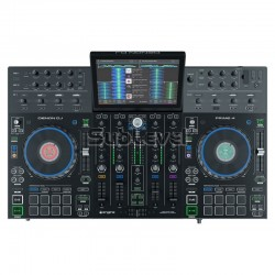 Denon Prime 4 deck DJ